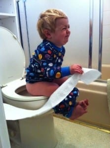 Healing Touch Chiropractic, West Fargo, North Dakota - Momma, do you have a poor pooper?