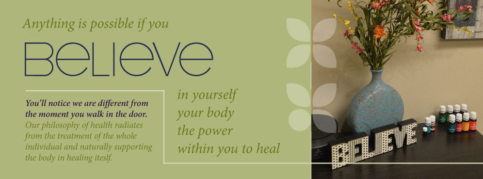 Mission of Healing Touch Chiropractic
