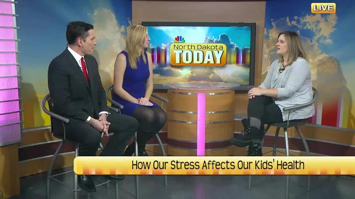 How Our Stress Affects Our Kids' Health
