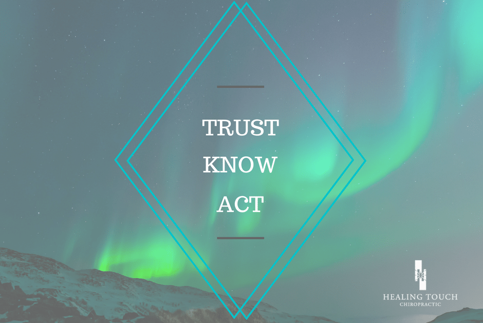 Trust.Know.Act