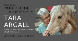 you decide podcast with dr. tiffany johnson